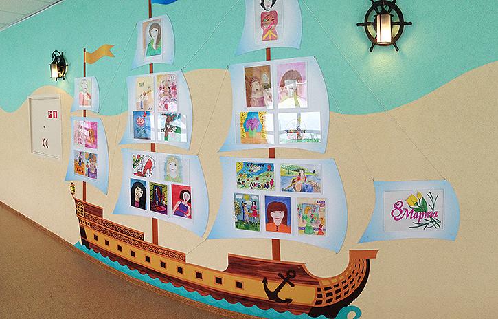 Стенды группа корабль картинки